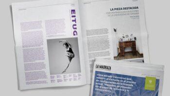 Imagen de portada de Nuevo número de la revista La Madraza