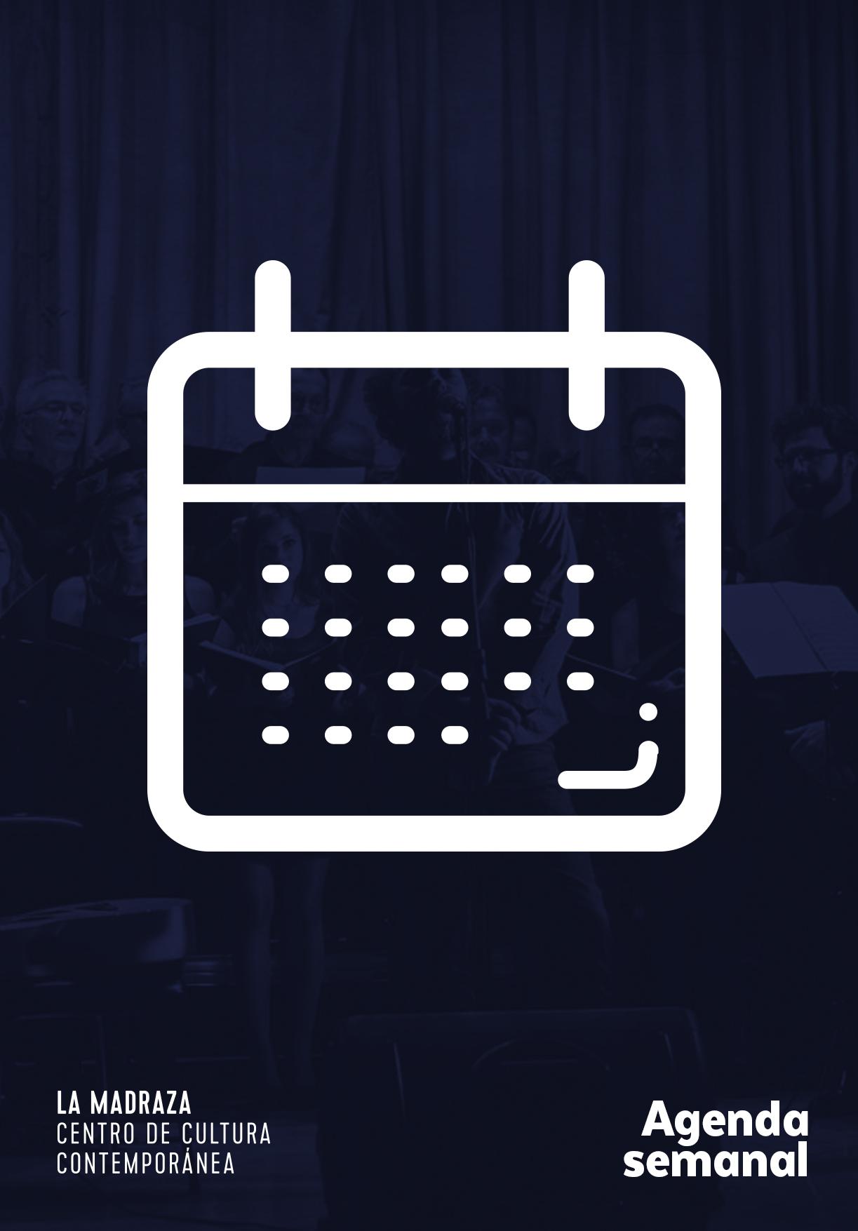Imagen de portada de Programación Semanal (25 al 31 de Marzo de 2019)