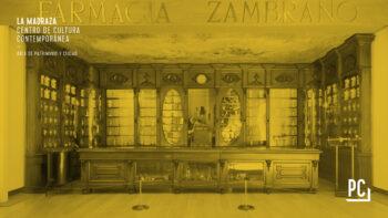 Imagen de portada de ANA ISABEL CALERO Al rescate de la farmacia Zambrano. Historia de una restauración singular