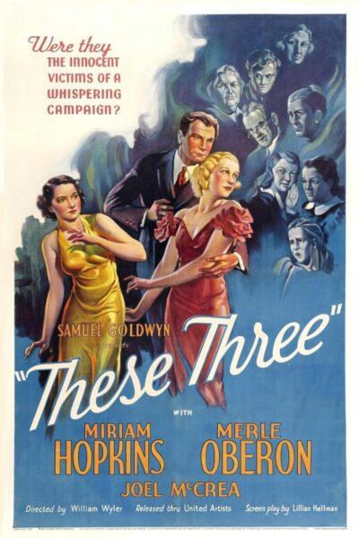 Imagen de portada de Esos tres (1936)