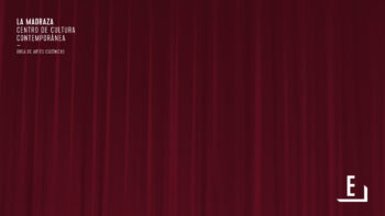 Imagen de portada de Con motivo del Día Mundial del Teatro