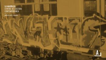 Imagen de portada de Getting Up Granada. La referencia del graffiti neoyorquino en la escena local