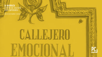 Imagen de portada de Callejero emocional de Granada