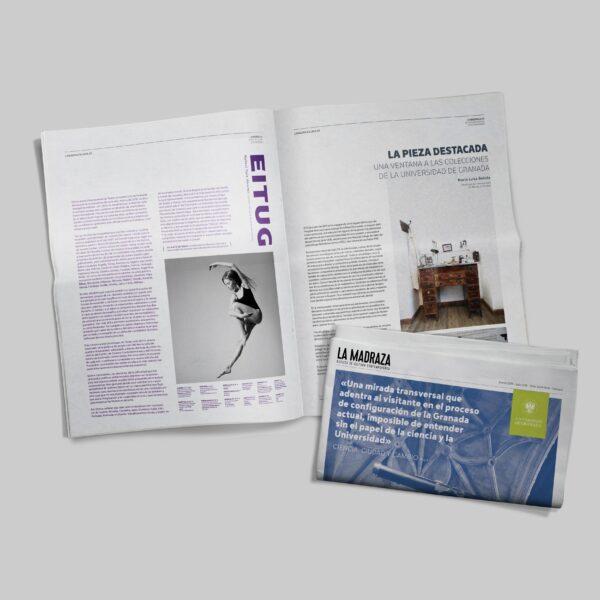 Imagen de portada de Revista La Madraza (nº 2)