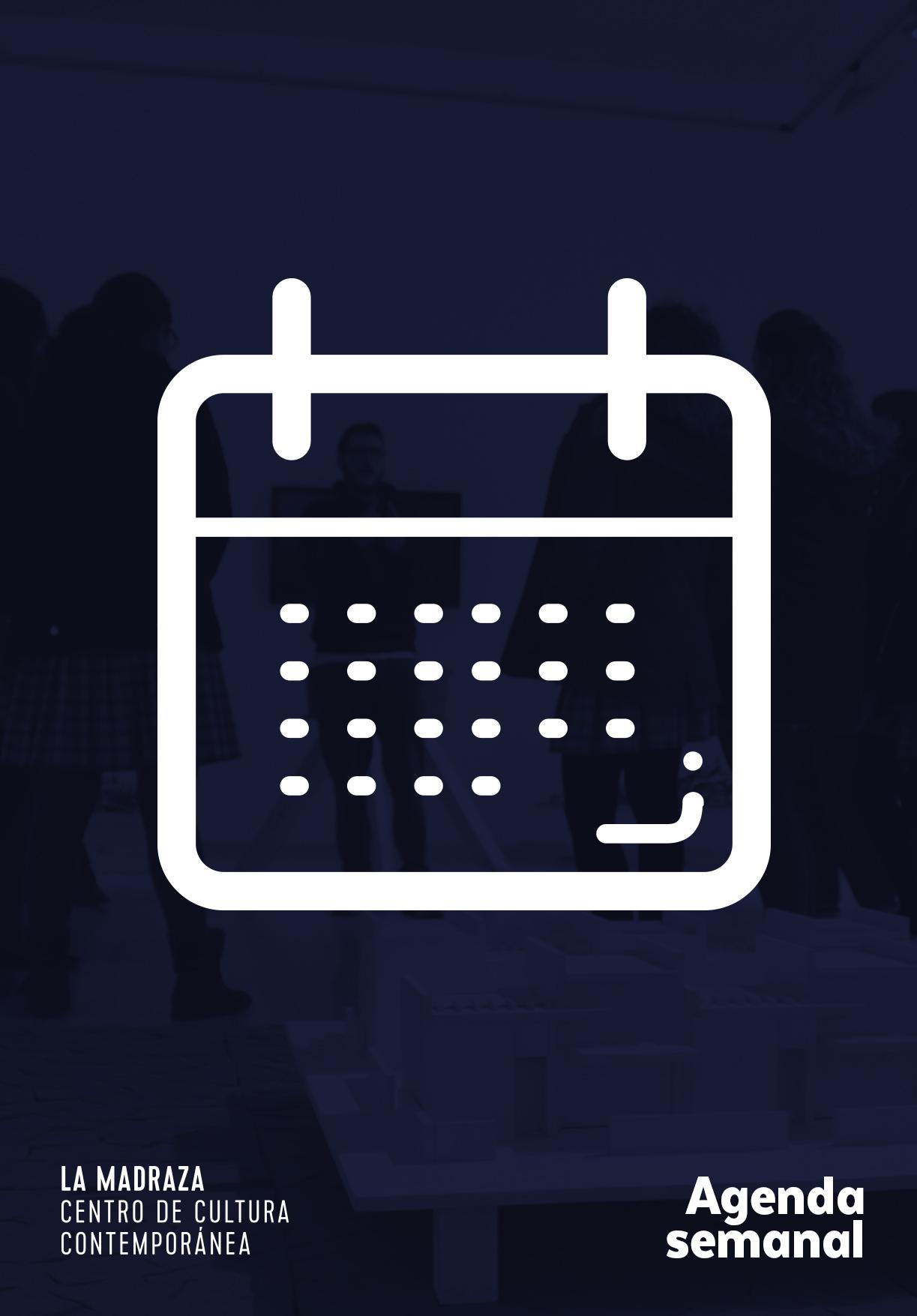Imagen de portada de Programación Semanal (22 al 26 de Abril de 2019)