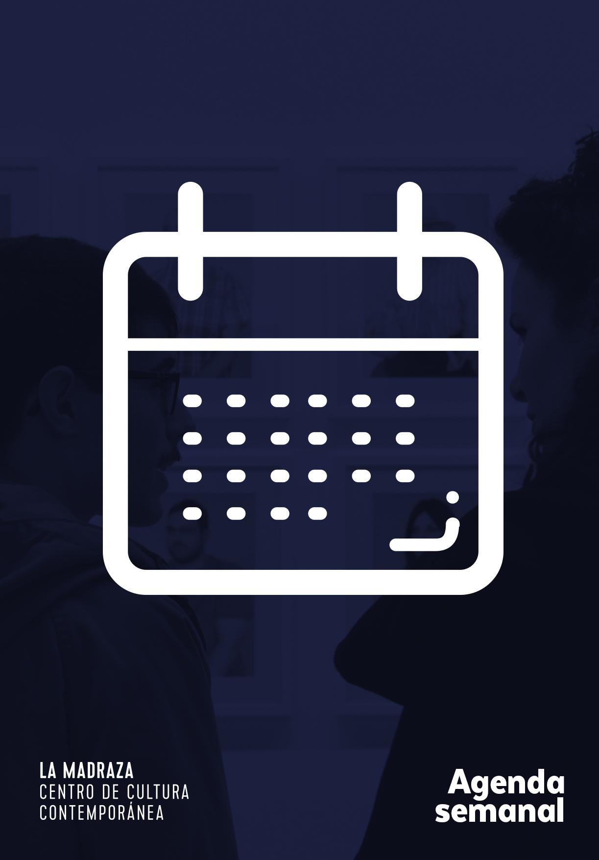 Imagen de portada de Programación Semanal (6 al 12 de Mayo de 2019)