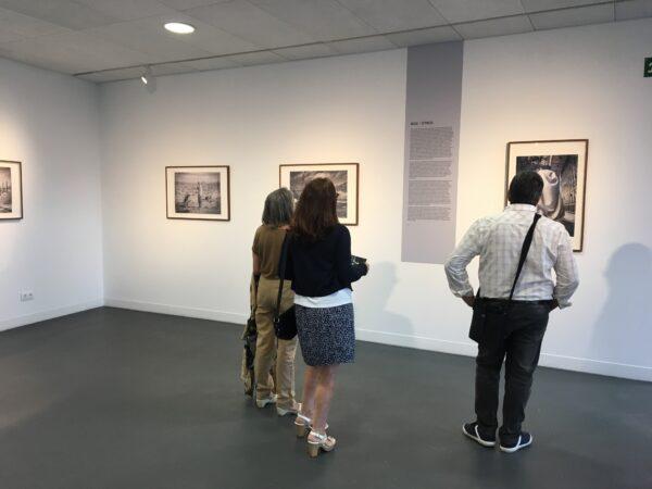 Imágenes de la exposición «Irania»