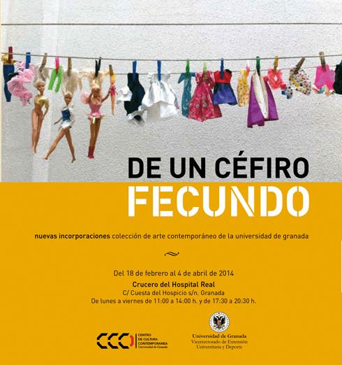 Imagen de portada de Exposición «De un céfiro fecundo, nuevas incorporaciones»
