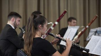 Imagen de portada de Ayudas a la formación Orquesta UGR 2019/20