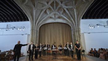 Imagen de portada de Imágenes del Ciclo orquestal de inauguración curso 2019/20 – (II) ORQUESTA UNIVERSIDAD DE ALMERÍA