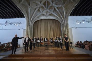 Imágenes del Ciclo orquestal de inauguración curso 2019/20 – (II) ORQUESTA UNIVERSIDAD DE ALMERÍA