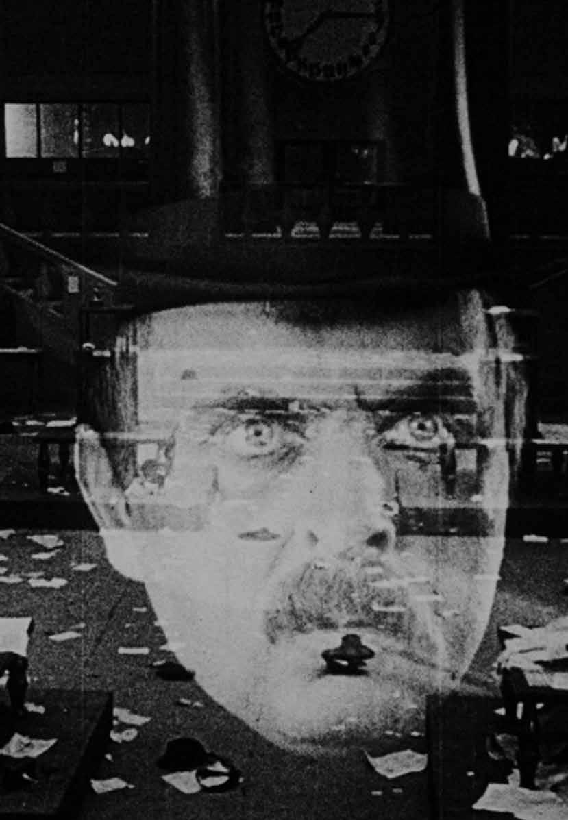 Imagen de portada de El doctor Mabuse 1ª y 2ª Parte: El gran jugador (1922) e Infierno (1922)