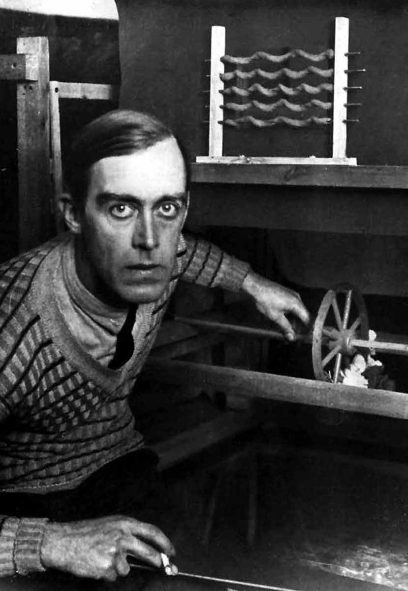 Imagen de portada de El Cine de Animación de Walther Ruttmann (1921-1927)