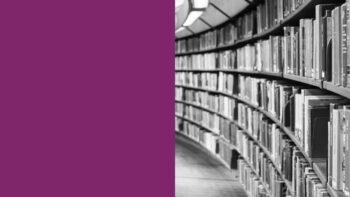 Imagen de portada de MARGARITA RAMíREZ REYES La biblioteca, ¿un espacio para educar?