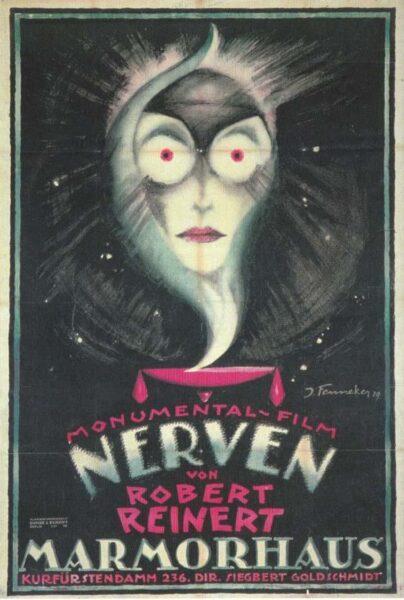 Imagen de portada de Nervios (1919)