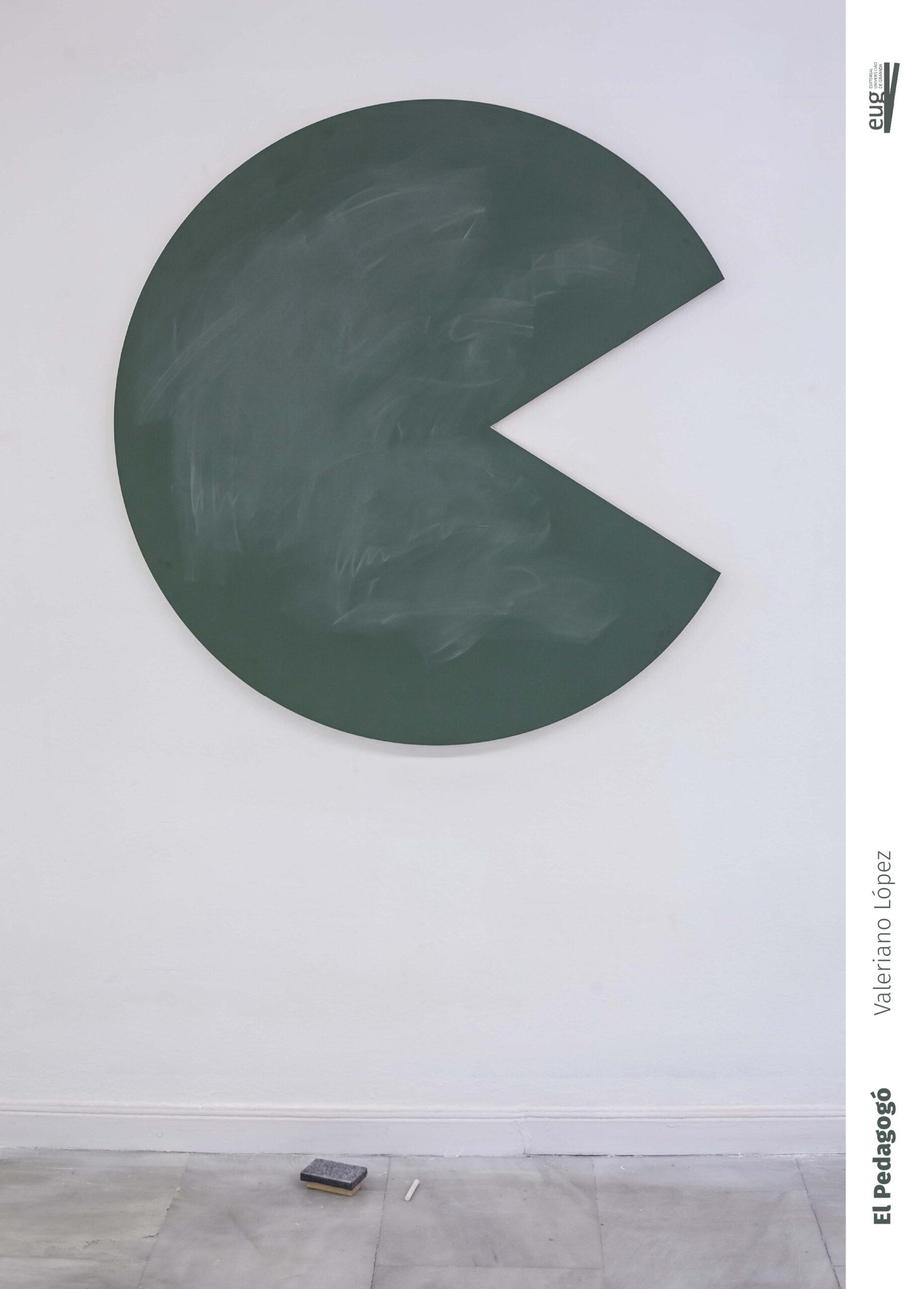 Imagen de portada de Catálogo de la exposición «El Pedagogó» de Valeriano López