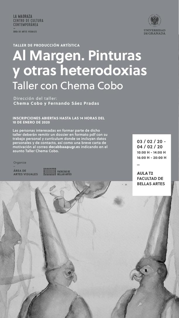 Imagen de portada de Al margen. Pinturas y otras heterodoxias