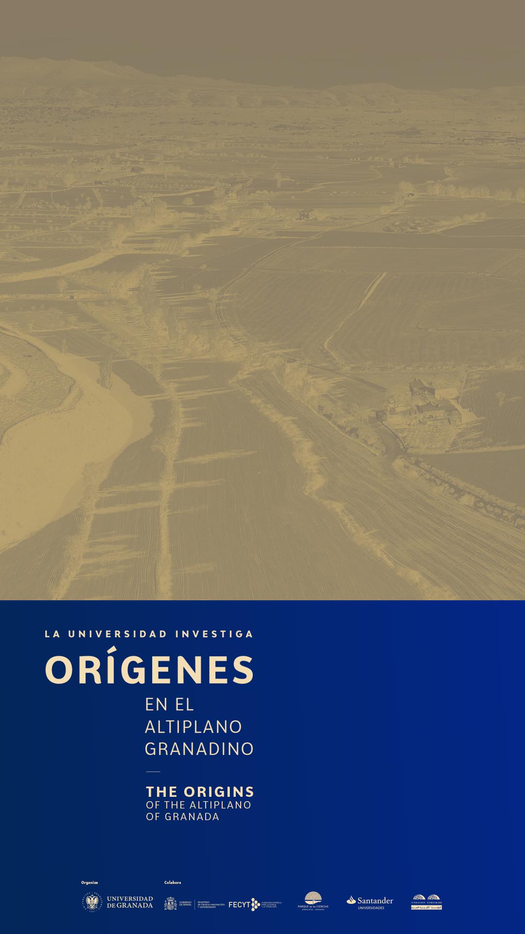 Imagen de portada de La Universidad Investiga: Orígenes en el Altiplano Granadino