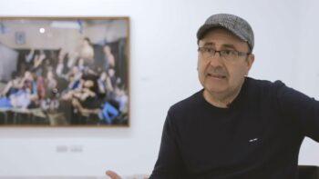 """Imagen de portada de Exposición """"El Pedagogó"""". Entrevista a Valeriano López"""