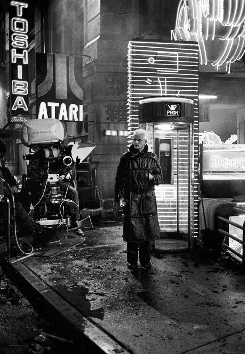 Imagen de portada de Proyecciones Especiales Blade Runner