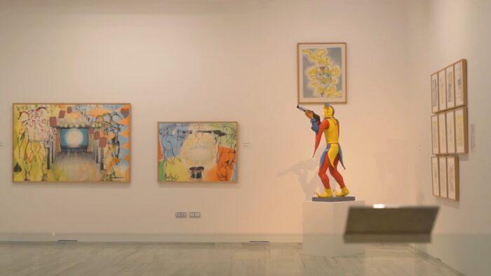 Imagen de portada de Exposición «El clamor de las moscas», de Chema Cobo