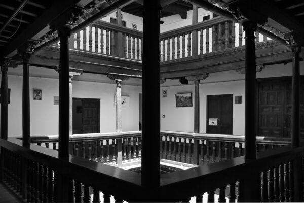 Imagen de portada de Casa de Porras