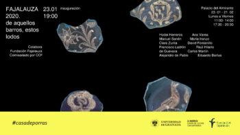 Imagen de portada de FAJALAUZA 2020. De aquellos barros estos lodos