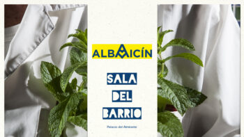 Imagen de portada de [APLAZADA] ALBAICÍN. SALA DEL BARRIO