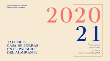Imagen de portada de Abierto el plazo de inscripción Módulo I (curso 2020/21)