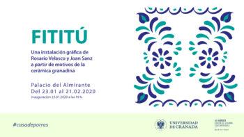 Imagen de portada de «Fititú» de Rosario Velasco y Joan Sanz