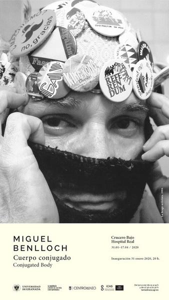Imagen de portada de Miguel Benlloch – Cuerpo conjugado