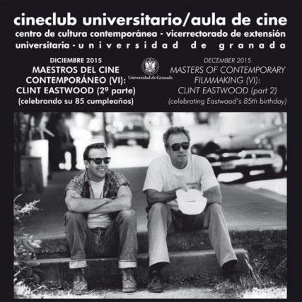 Imagen de portada de Los cuadernos del Cineclub: «Maestros del Cine Contemporáneo: Clint Eastwood (2ª parte)»