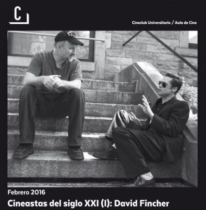 Imagen de portada de Los cuadernos del Cineclub: «Cineastas del Siglo XXI: David Fincher (1962)»