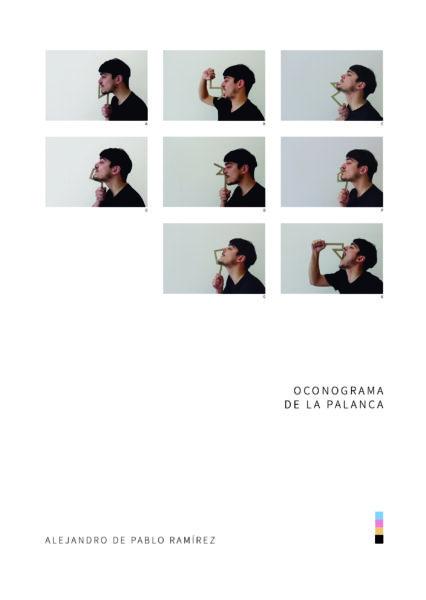Imagen de portada de Oconograma de la palanca. Alejandro de Pablo Ramírez