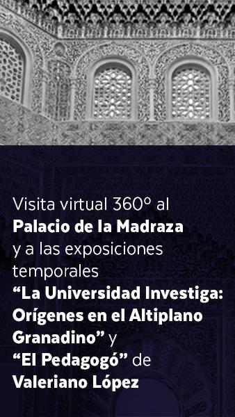 Imagen de portada de Visita virtual Palacio de La Madraza