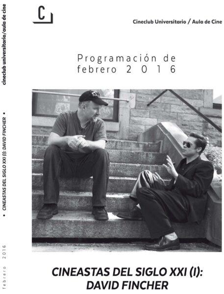 Imagen de portada de CINEASTAS DEL SIGLO XXI: DAVID FINCHER (1962)