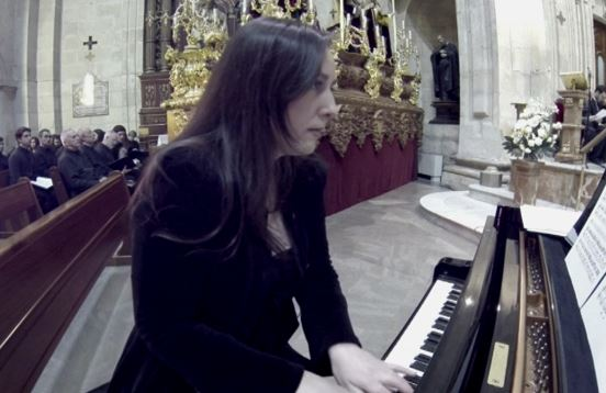 Imagen de portada de Concierto Vía crucis (de Franz Listz)