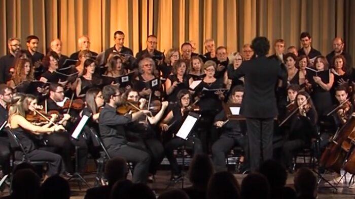Imagen de portada de Concierto inaugural curso 2017/18. Orquesta y Coro de la UGR