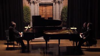 Imagen de portada de Recital: Dúo de piano