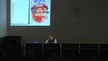 Imagen de portada de Conferencia: «Entre papeles. La conservación de documentos en la UGR»