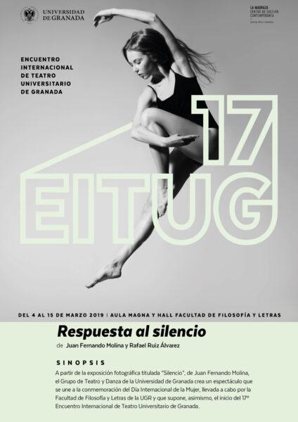 Imagen de portada de Sugerencia del día: Teatro «Respuesta al silencio»