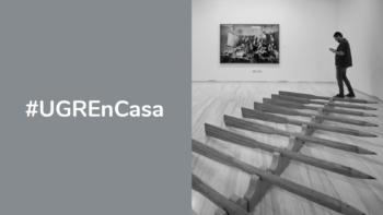 Imagen de portada de #UGRENCASA Exposiciones