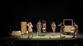 Imagen de portada de XVI Encuentro Internacional de Teatro Universitario de Granada