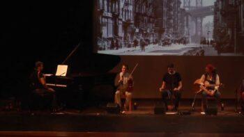 Imagen de portada de Representación teatral «Irish Celidh Dance»