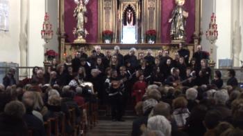 Imagen de portada de Concierto «La Misa Criolla y música para la Navidad latinoamericana»