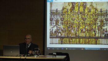 Imagen de portada de Conferencia «La Capilla real de la catedral de Granada: espacio y símbolos del primer gran panteón de la monarquía hispana»