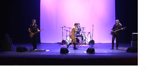 Imagen de portada de Concierto de rock «La malcriada»