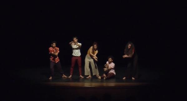 Imagen de portada de Performances «Las parti(s)turas»
