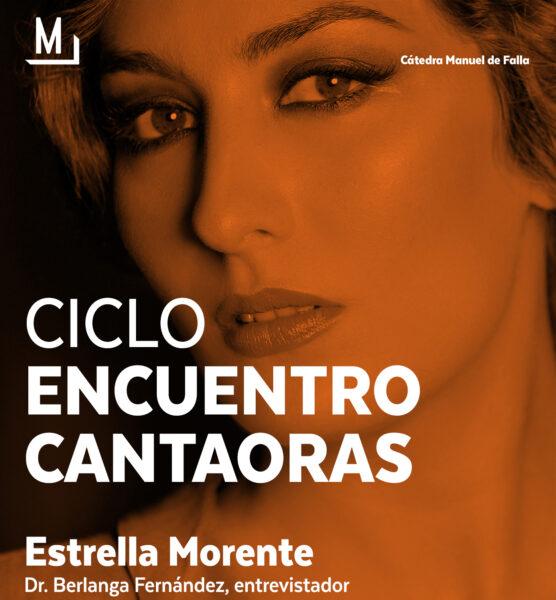 Imagen de portada de Sugerencia del día: Encuentro con Estrella Morente