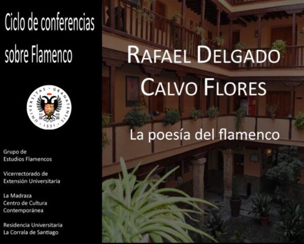 Imagen de portada de Sugerencia del día: Conferencia «El sistema musical del flamenco»